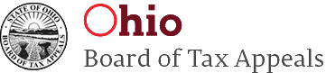 Ohio Board Of Tax Appeals